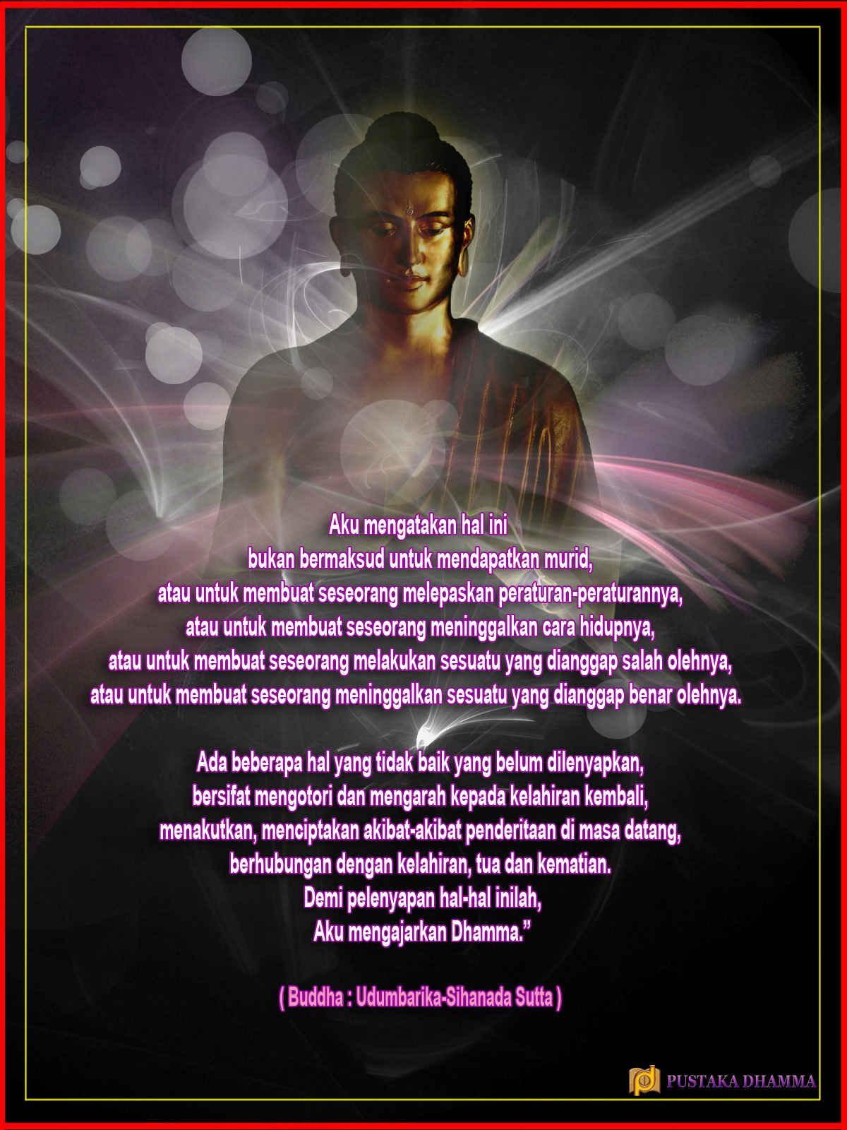 Sabda Sang Buddha
