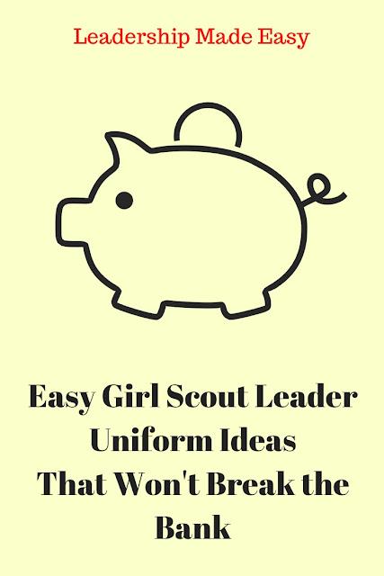 Easy Girl Scout Leader Uniform Ideas That Won't Break the Bank