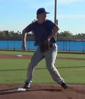 When you put your body in a position to use your natural shoulder/hip alignments, you challenge very opponent to make solid contact with any pitch.