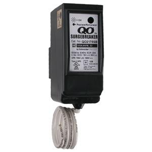 Instalaciones eléctricas residenciales - supresor de picos de voltaje