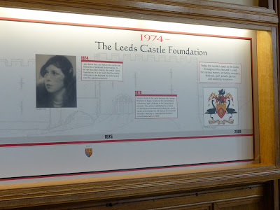 Visite du Château de Leeds