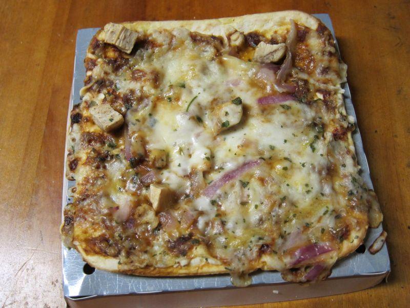 Frozen Friday: California Pizza Kitchen - BBQ Chicken Crispy Thin ...