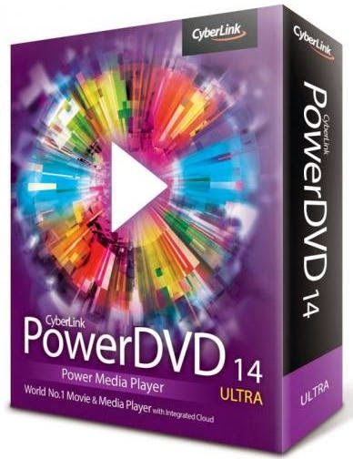 CyberLink PowerDVD Ultra 14.0.4704.58 + Crack