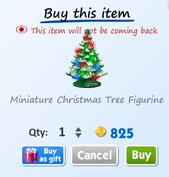Theres Also A List 2012 Items That Were Removed After Christmas NOT Returning
