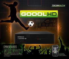 Atualizacao do receptor Tocombox Goool HD V