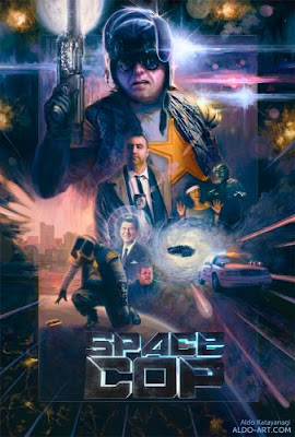Space cop 2016 watch full movie