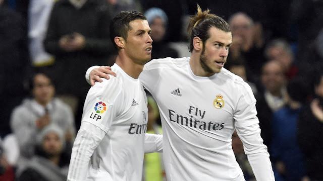 كريستيانو رونالدو يطيح بجاريث بيل من ريال مدريد