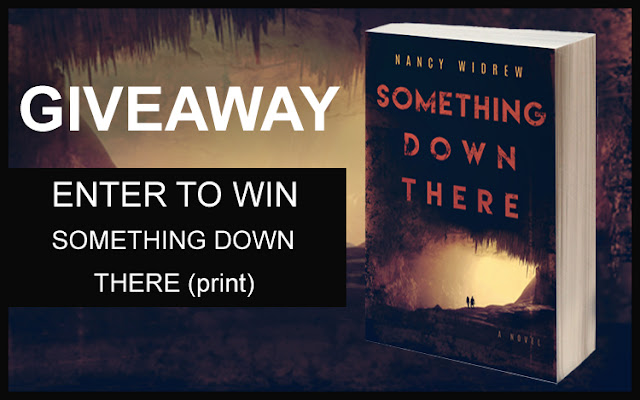 Giveaway: Something Down There