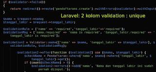saifiahmada.com laravel column validation