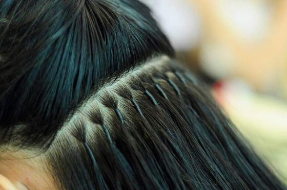 Hướng dẫn chăm sóc tóc sau khi nối tóc