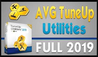 AVG TuneUp 2019 v18.3.507.0 Multilingual