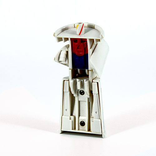 McTransformers 1987 Milkshake Robot 2
