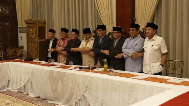 Pengamat: Sikap Politik Prabowo 'Bendung' Berita Erick Thohir