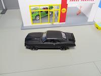 M2 black 1969 camaro