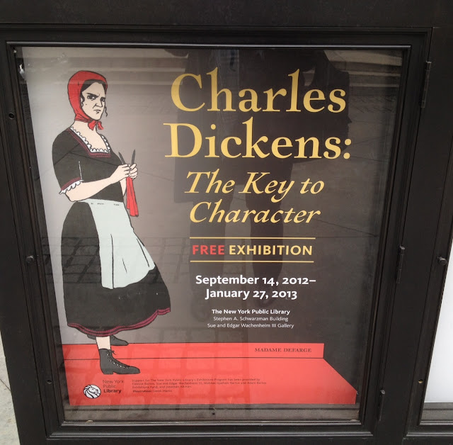 charles dickens and the dark exhibition