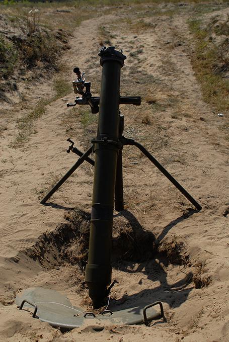 міномет М-120-15 «Молот»