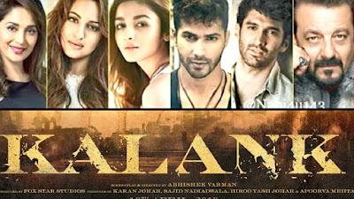 Kalank Movie| First Look of Varun Dhawan Aditya Roy Kapoor is Out
