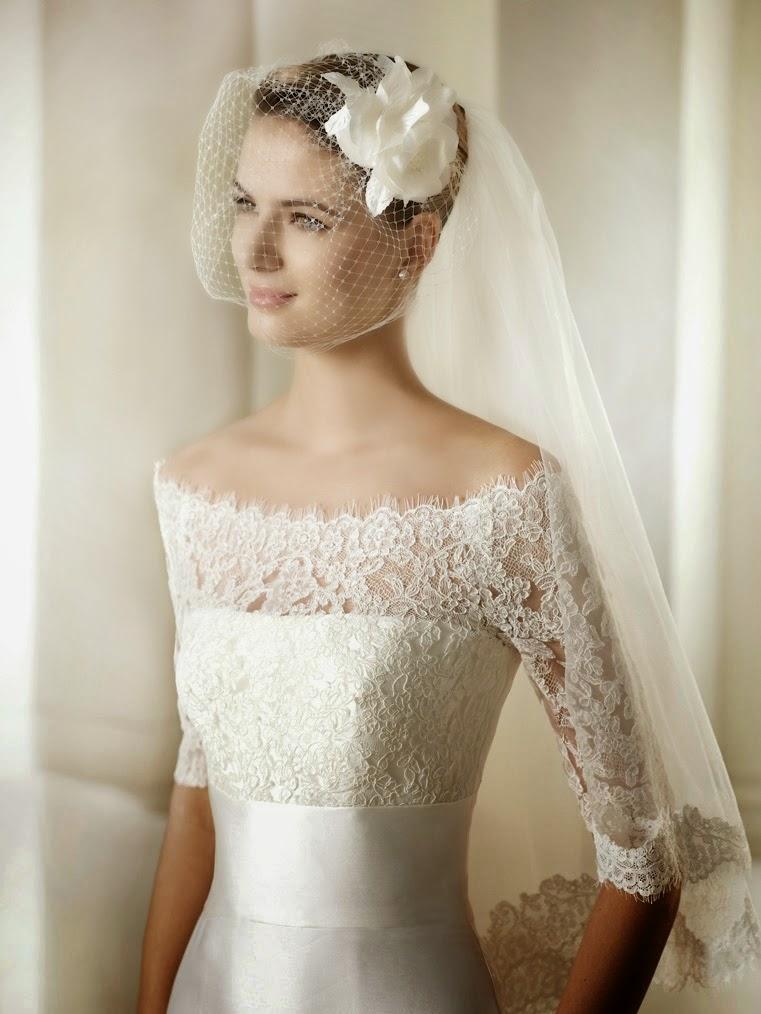 a52ce7252080 Parliamo oggi della collezione di abiti da sposa 2015 St. Patrick  questi  si caratterizzano per uno stile molto romantico