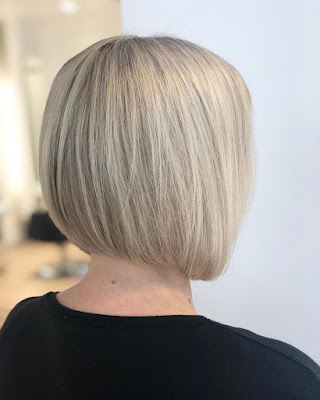 If you think about completely changing your hair +23 Gorgeous Short Hairstyles for Women with Fine Hair To Copy