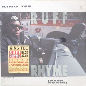 King Tee: Ruff Rhyme (Back Again) (1990) [VLS] [320kbps]