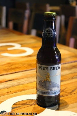 Joe's Brew Fish Rider Pale Ale (P180)