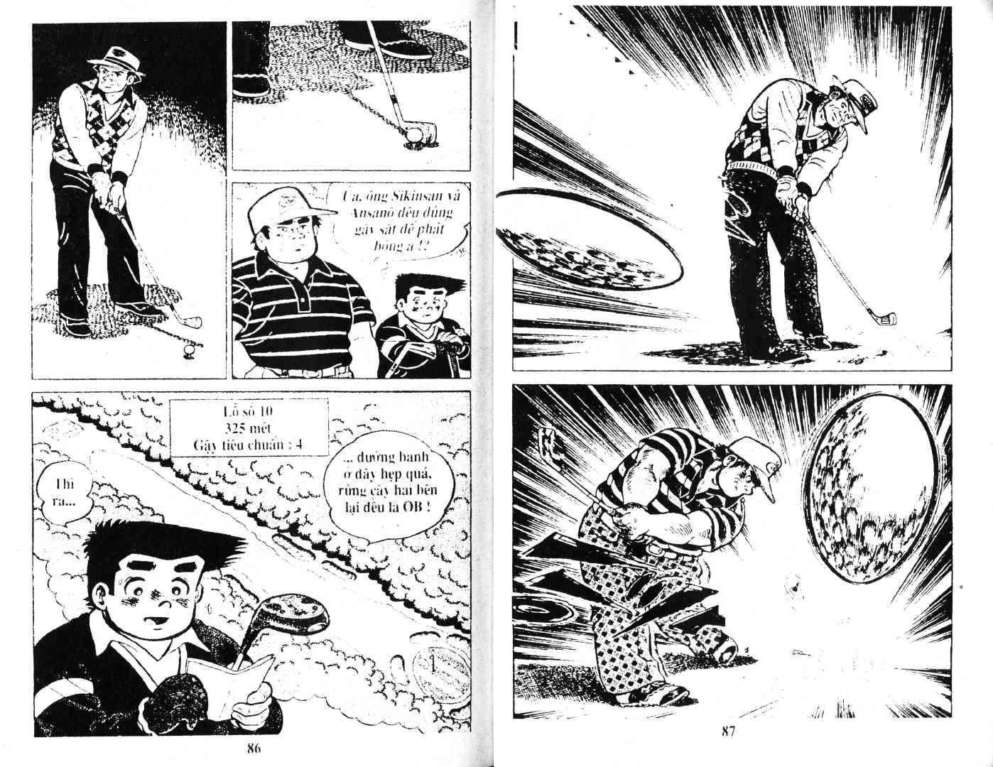 Ashita Tenki ni Naare chapter 40 trang 41