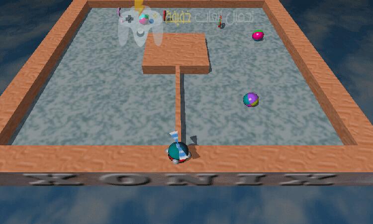 تحميل لعبة المروحة الشقية Airxonix برابط واحد مباشر