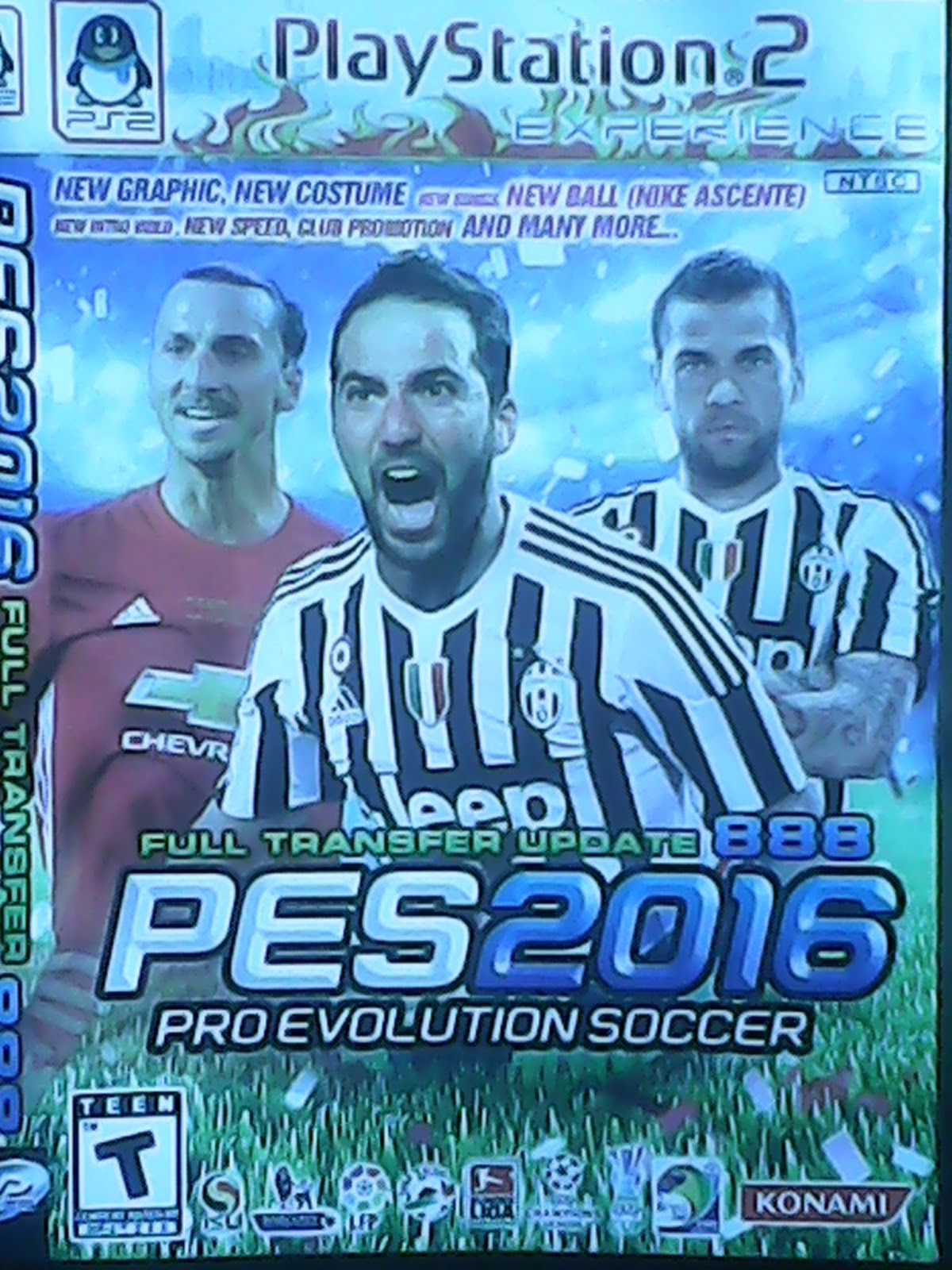 pro evolution soccer 2016 ps2 iso download