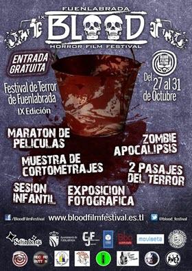 Blood Film Festival 2016, Festival de Terror de Fuenlabrada