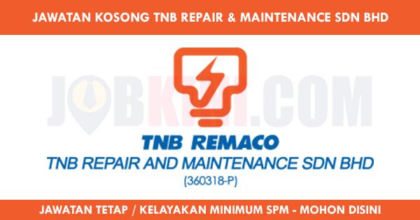 TNB Repair and Maintenace Sdn Bhd