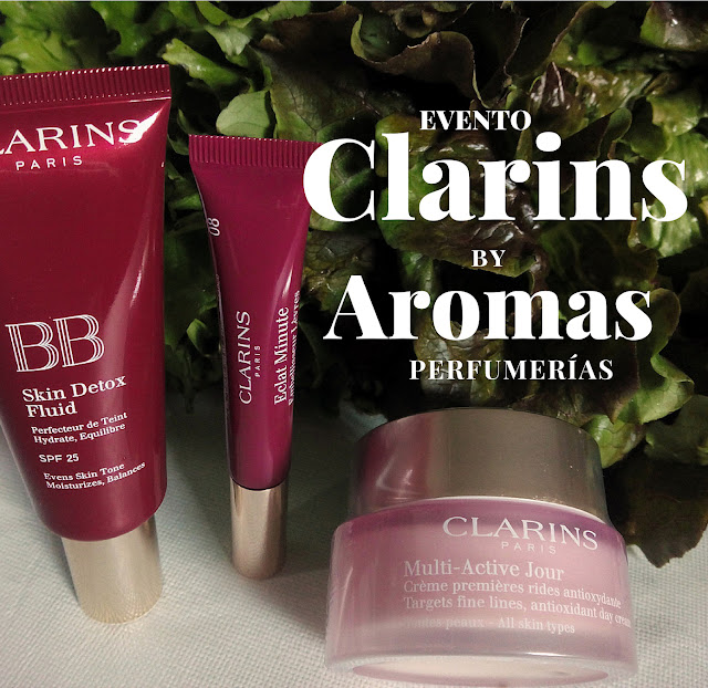 Evento-Clarins-en-Aromas-Perfumerias