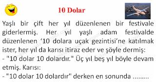 10 Dolar - Karı Koca Fıkraları - Komikler Burada