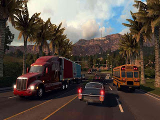 American Truck Simulator Game Download Highly Compressed