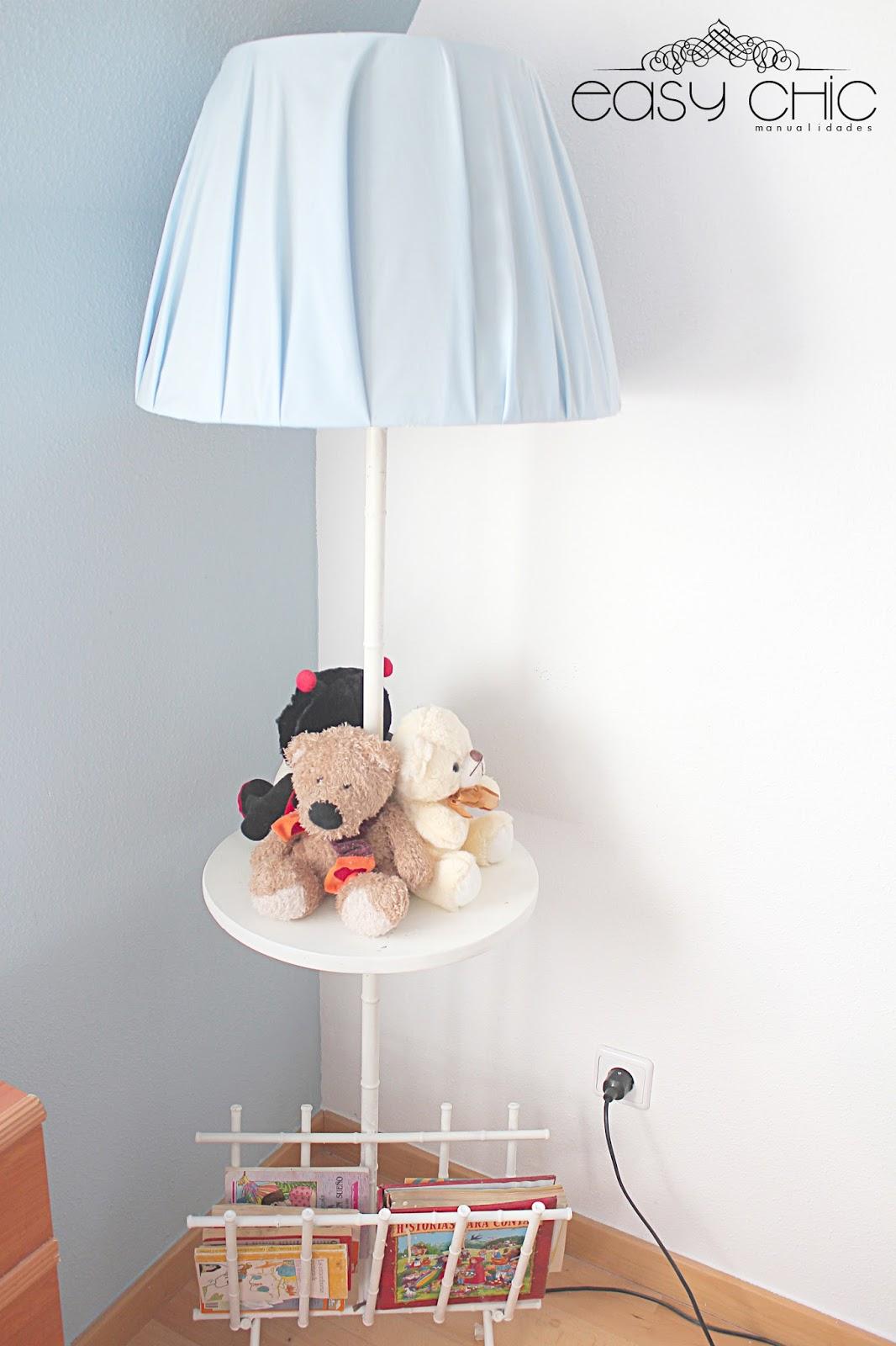 EasyChic: Decoración DIY de cuarto infantil. El cuarto de Marco