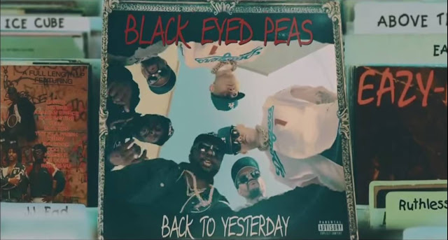 Black Eyed Peas - Yesterday (Video)