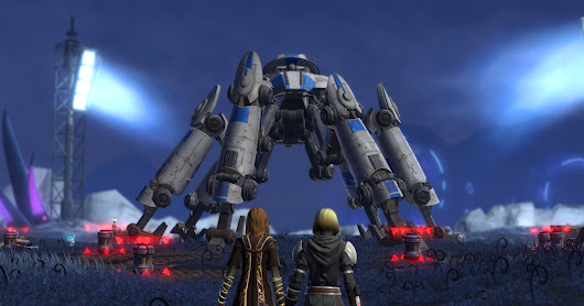 Disappointment on Umbara. A SWTOR review