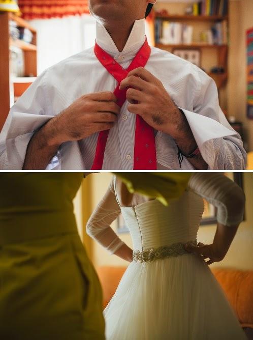 La boda de Alberto y Natalia