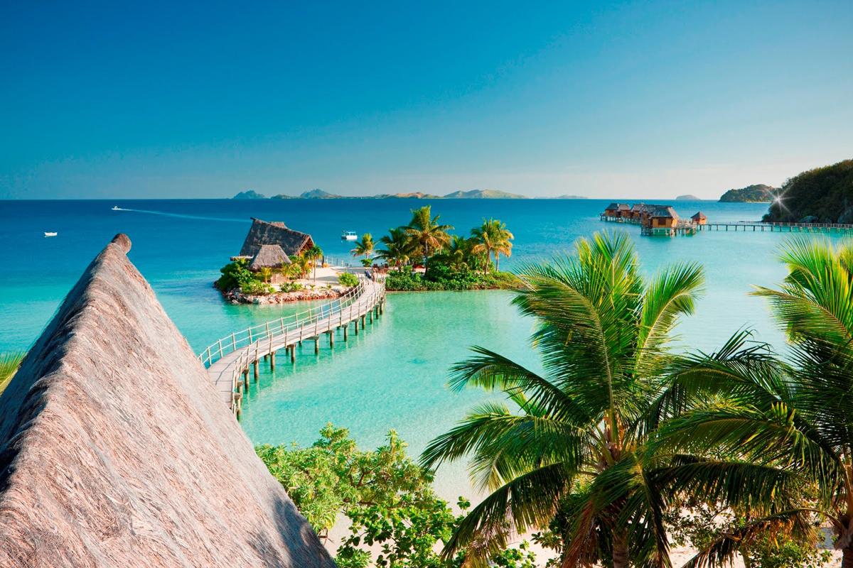 Luxury Life Design: Likuliku Lagoon Resort, Fiji Islands