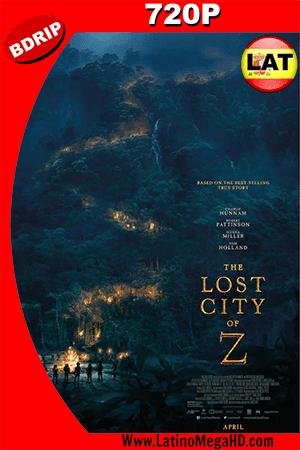 La Ciudad Perdida De Z (2016) Latino HD BDRip 720p ()