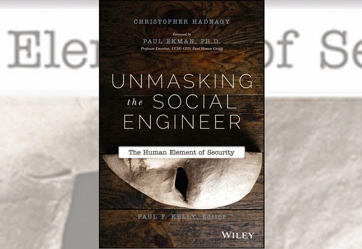 Book — Unmasking the Social Engineer: The Human Element of Security
