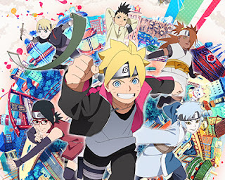 الحلقة  185 من انمي Boruto: Naruto Next Generations مترجم بعدة جودات
