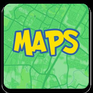Maps for Pokemon Go 1.0.5 APK