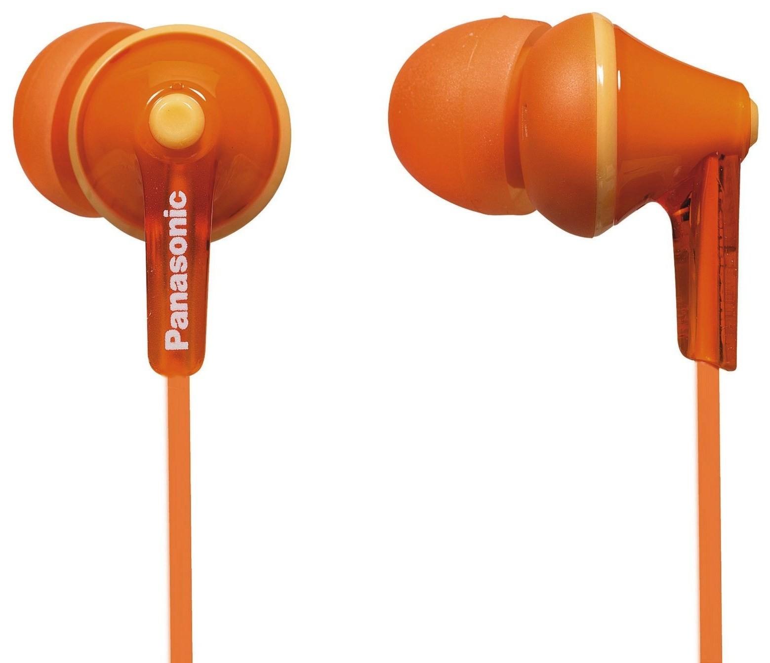 Guter Sound für wenig Geld mit den Panasonic RP-HJE125 In-Ear Kopfhörern