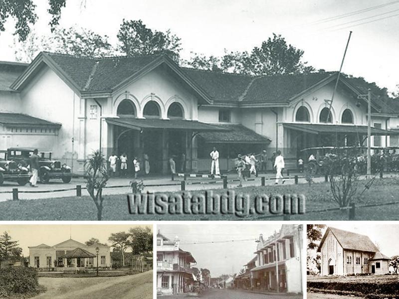 Wisata Nostalgia Bangunan Bersejarah Di Kota Cimahi