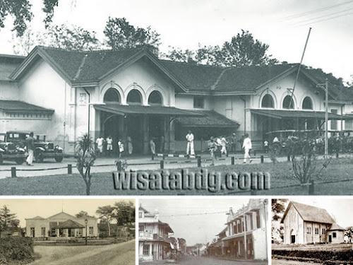 Wisata bangunan militer bersejarah di CImahi
