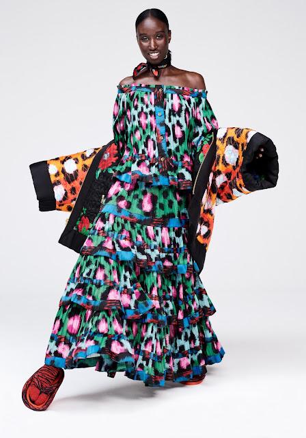 kenzo x hm, colaboraciones, coleccion capsula, tendencias, moda, diseñadores, carol lim, humberto de leon