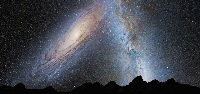 Scientists close in on the true mass of the Milky Way by calculating what they know, what they partially know and what is still uncertain