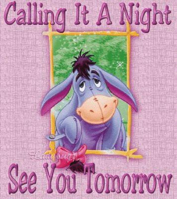 funny picx  callin it a night