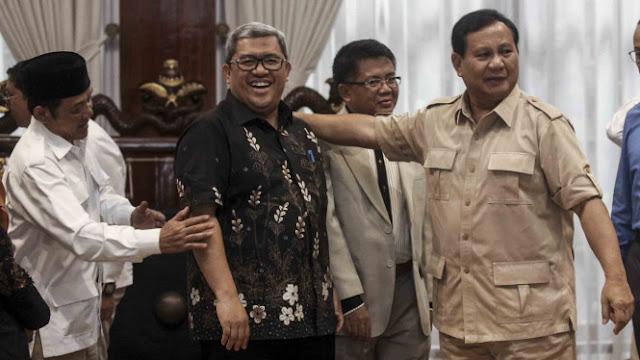 Aher Siap Jika Diminta Jadi Cawapres Prabowo