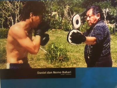 Legenda Keluarga Atlet Indonesia - Daniel dan Nemo Bahari